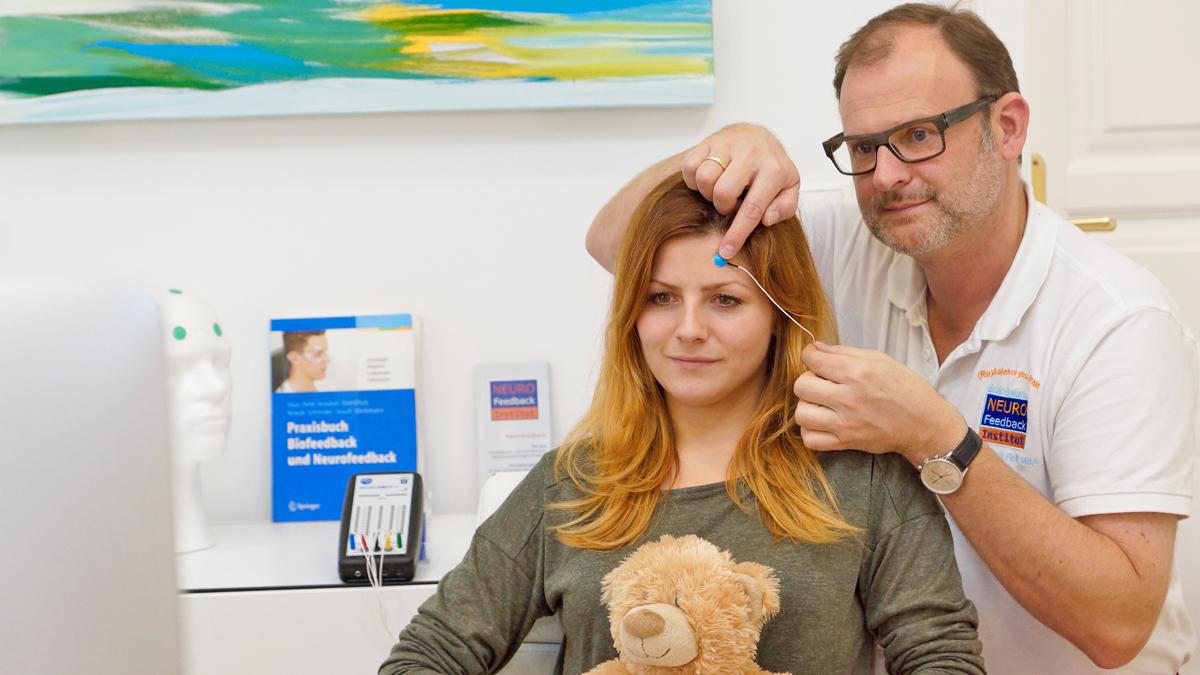 Neurofeedback-Therapie