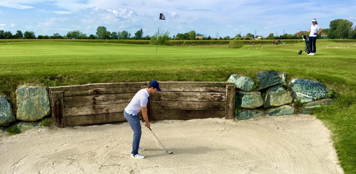 Mentales Leistungstraining für Golfspieler